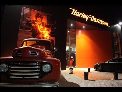 Harley Davidson Shop Eröffnung Wien Nord Zündwerk