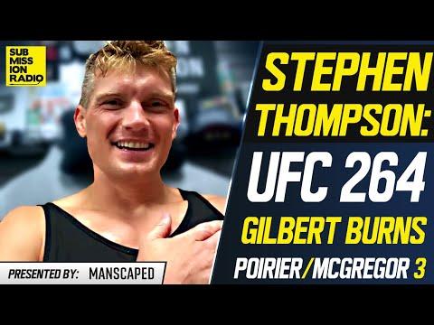 Stephen Thompson Tells Nate Diaz to