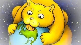 КОТИК ОБЖОРА CЪЕЛ Всех в Tasty Planet #3 Forever СПТВ Играют в мультик для детей - Cat simulator