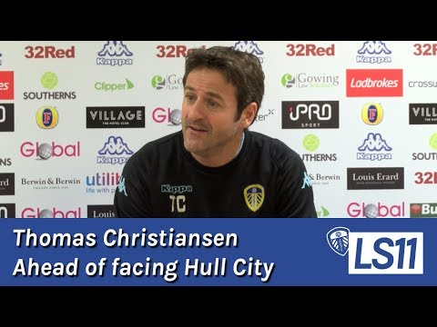LS11 | Thomas Christiansen ahead of away clash with Hull City