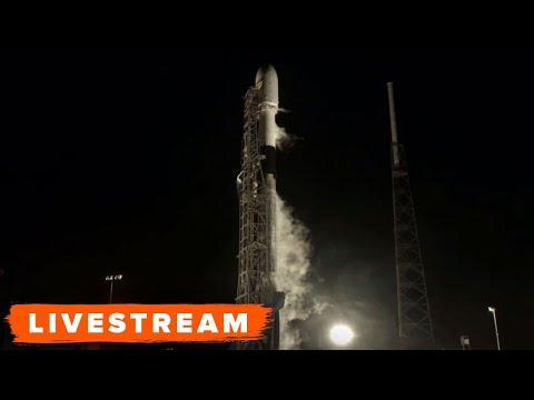 WATCH: SpaceX Starlink-8 Mission - Livestream