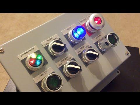 No Limits 2: 8 Button Control Panel