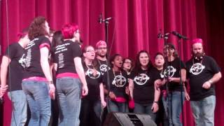 Crazy Little Thing Called Love (cover) Project-Philly Fall Concert Dec. 13, 2014