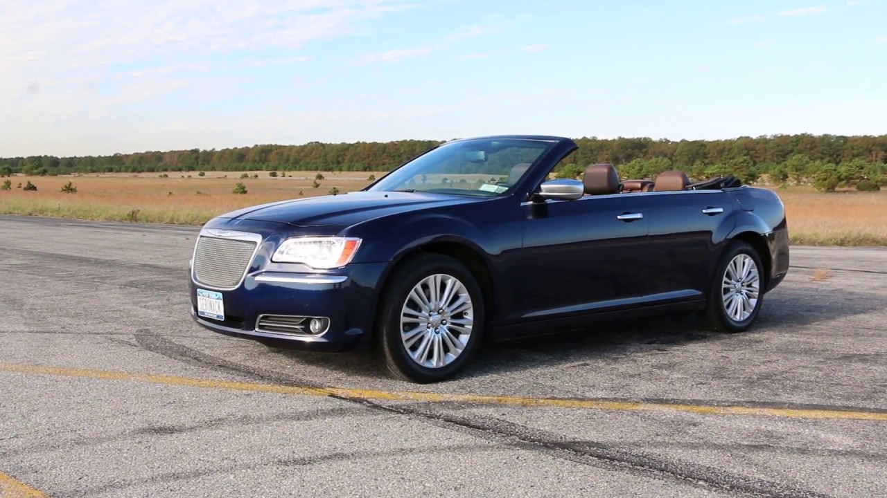 Chrysler 300 Convertible 2019 2020 New Car Release Date