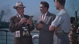 """фильм про футбол """"Запасной игрок"""" в главной роли Г.Вицин 1954  Zapasnoy igrok 1954"""