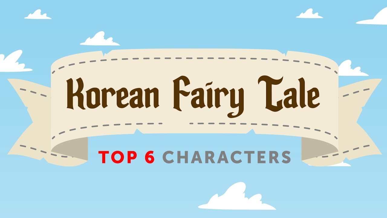 How to Learn Korean Through Fairy Tale Stories