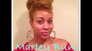 Curls, Coils & Kinks: Marley Bun Thumbnail