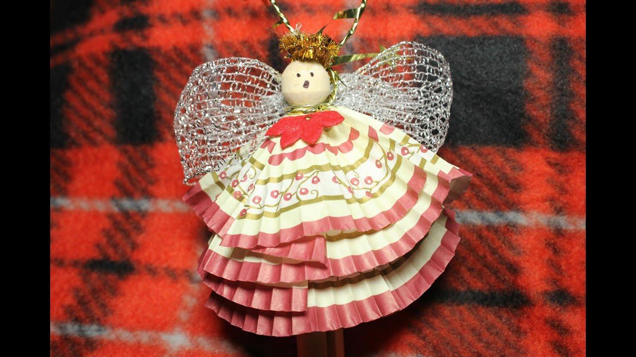 Diy Angel Christmas Crafts