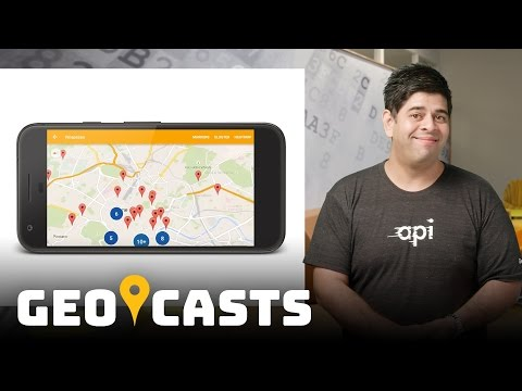 Integrate Google Maps - Geocasts