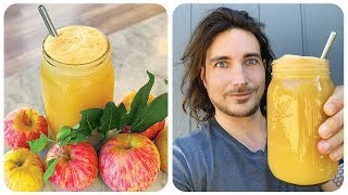 10 Surprising Benefits Of Juicing Apples Daily!