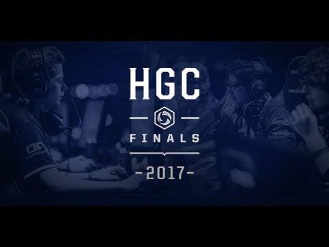 HGC Finals 2017 - Grand Finals - Fnatic vs. MVP Black - Game 1
