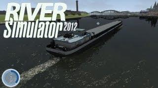 RIVER SIMULATOR 2012 Gameplay PC HD