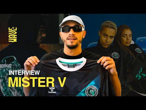 Youtube: Mister V: Les secrets de sa nouvelle collaboration