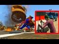 cartoons joker bomb explosion cars spiderman for children nursery rhymes kids songs