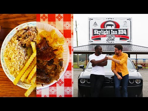 We Found The Perfect BBQ Joint In America