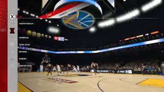 Showing you a clip on NBA2k18