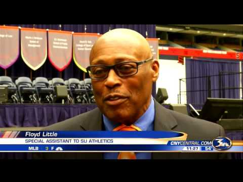 Floyd Little leaving Syracuse