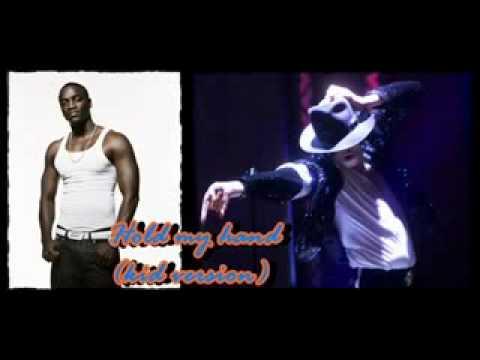 Akon & Michael Jackson - Hold 9 my hand (kid version)