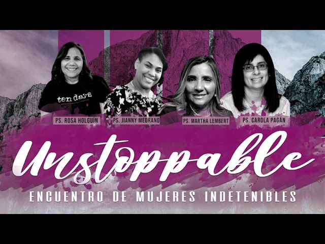 The Unstoppable Conference