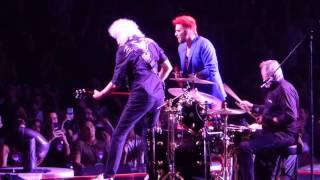 Crazy Little Thing Called Love - Queen + Adam Lambert 2017.07.13 Chicago