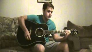 """I wanna be your everything"" Keith Urban Cover"