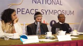 First National Peace Symposium held in Georgia