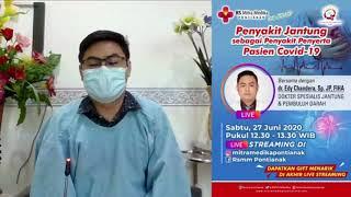 JAKARTA, KOMPAS.TV - Serangan jantung yang dialami selebritas Ashraf Sinclair pada Selasa (18/02/202.