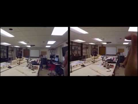 (Test-01) Stereoscopic GoPro 3D Videography: Welcome to the Nautical Archaeology Program