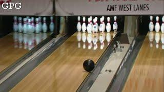 PBA Bowling | Pete Weber throws a gutterball 【Full HD】