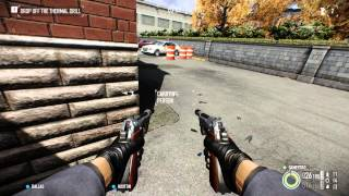 Payday 2 Double wielding, John Wick DW stealth gameplay