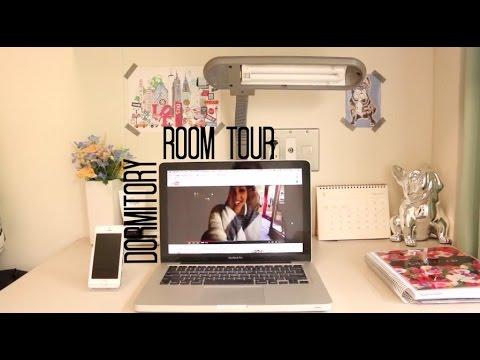 University Dorm Room Tour | Oita University, Japan.