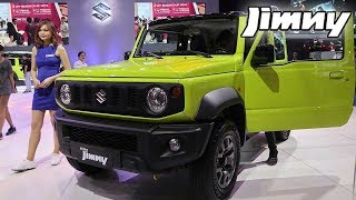All New 2019 Suzuki Jimny — The Perfect SUV For Metro Manila! | First Look