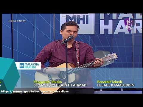 Aizat Hamdan - Hanya Kau Yang Mampu (Live HD 2018)