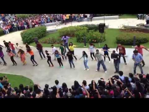 Flash Mob || TCS Pune ||  Sahyadri Park || 2K15 September