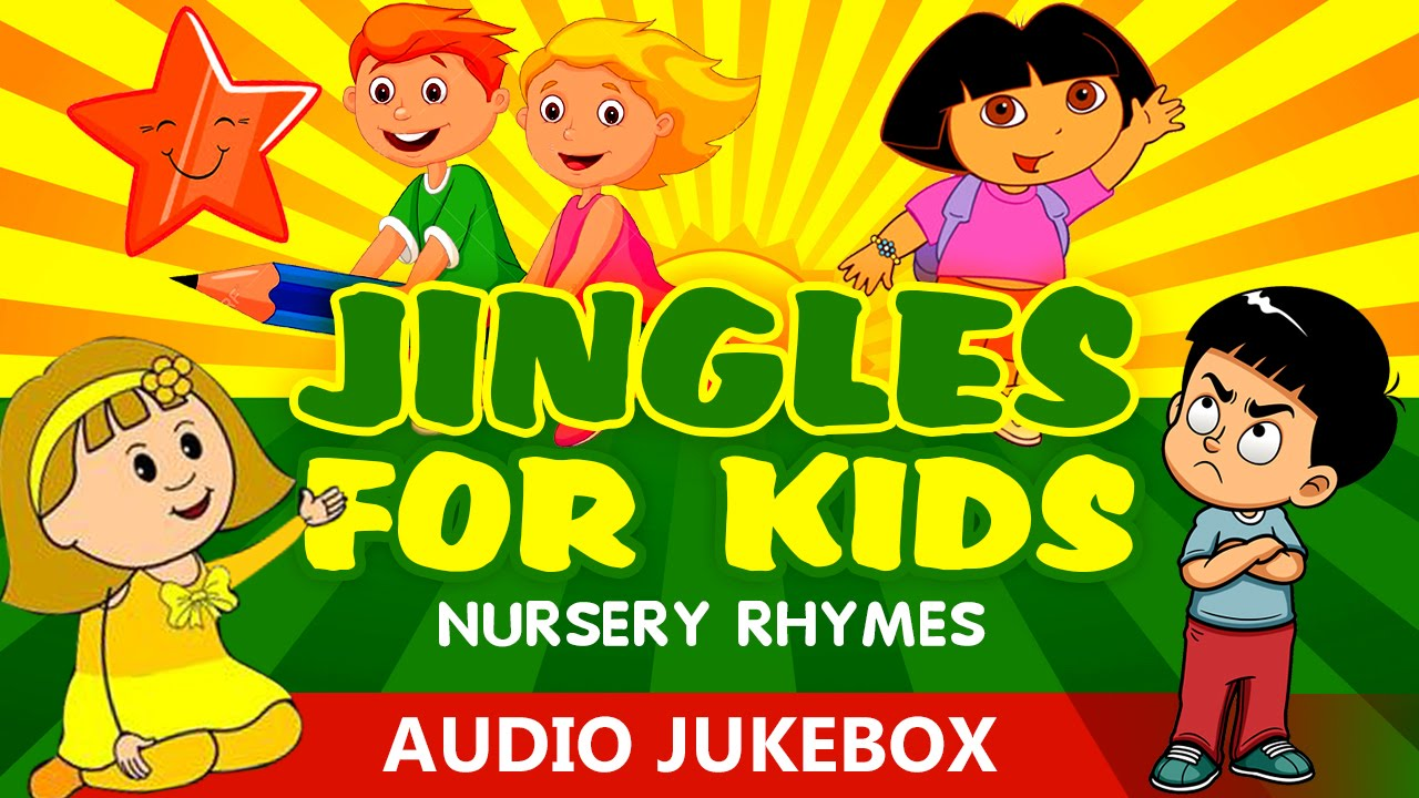 Evergreen English Nursery Rhymes | Jingles For Kids ...