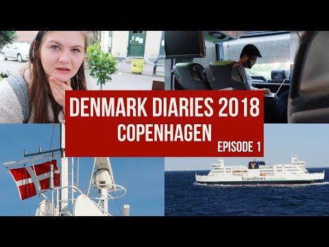 Why is Everything so Small and Expensive in Copenhagen: Denmark Diaries 2018 Ep.1