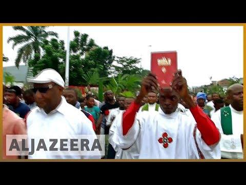 🇨🇩DR Congo's Catholic Church prays for change with election | Al Jazeera English