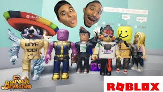THE MOST DANGEROUS GANG IN ROBLOX | FRESH BROWNIE