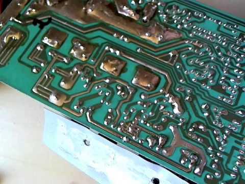 Schema Elettrico Saldatrice Inverter : Tecniche di manutenzione riparare un inverter youtube