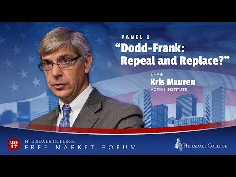 Dodd-Frank: Repeal and Replace?