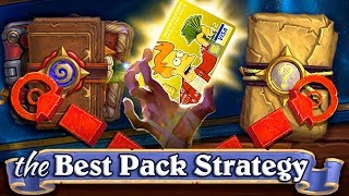 Hearthstone Pack Buying and Opening Strategy: My Strategy of Buying Sets. F2P Guide.