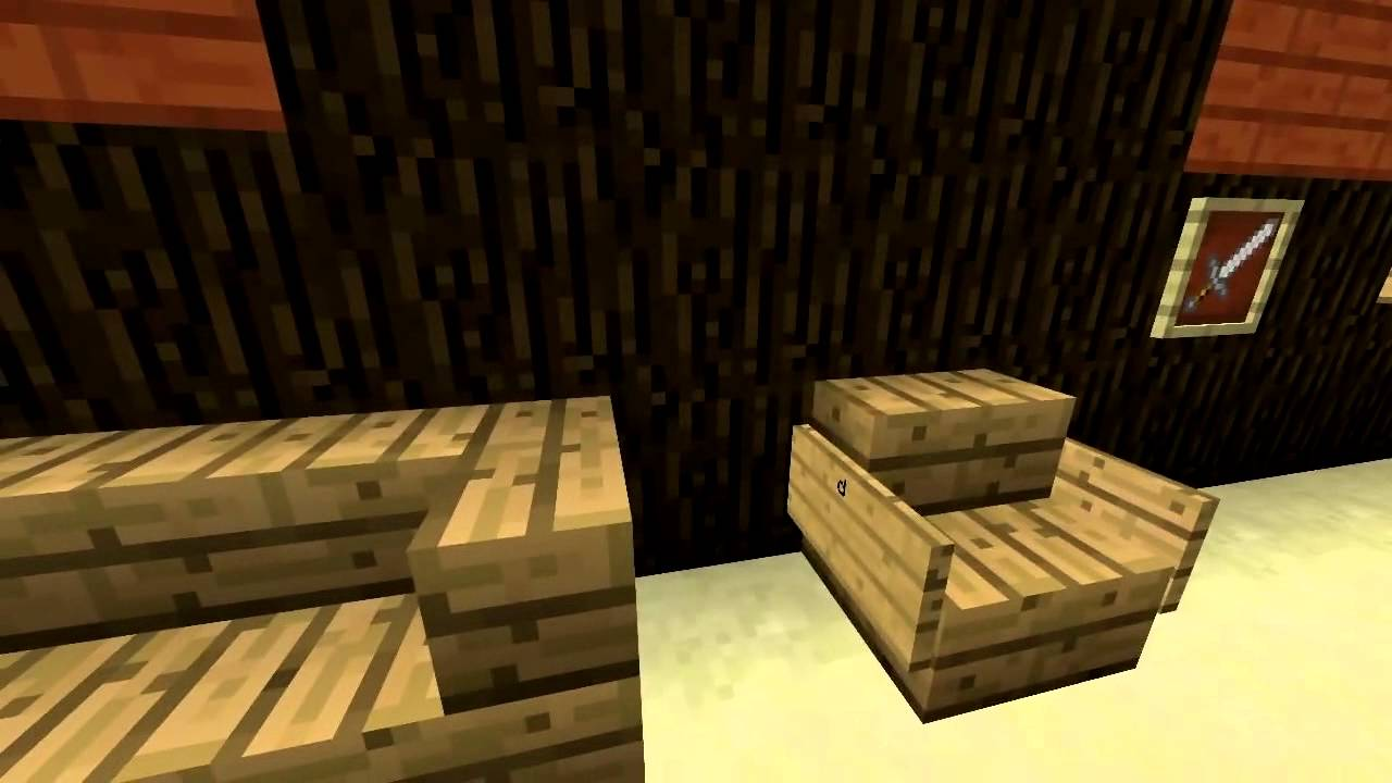 Tutorials Furniture Official Minecraft Wiki