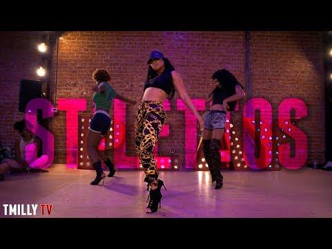 Crime Mob  Stilettos  Choreography by Aliya Janell  TMillyTV