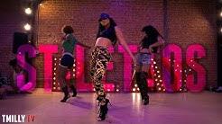 Crime Mob - Stilettos - Choreography by Aliya Janell | #TMillyTV