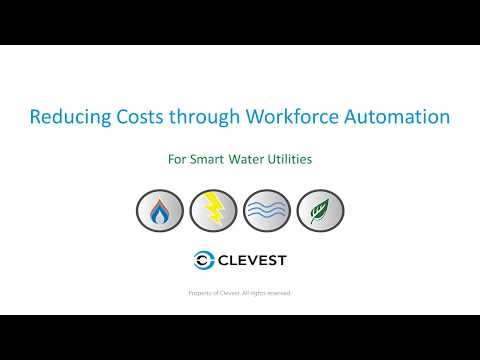 Mobile Workforce Management for Water Utilities Webinar