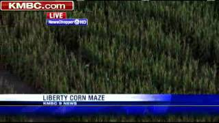 I Dare Kerri And Joel: Corn Maze Race