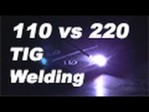 What is the Difference Between Welding With 110 and 220 Volts? - Kevin Caron