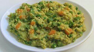 Masala oats pulao recipe/Vegetable Oats recipe/Masala oats recipe in Hindi/Veg Oats recipe in hindi