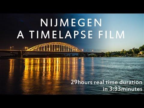 NIJMEGEN - A TIMELAPSE FILM (4K)