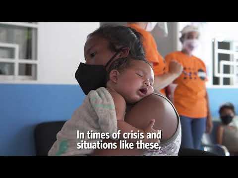 El Centro de Atención Integral para niñas, niños, adolescentes y mujeres (CAINNAM) / The Center of Comprehensive Care for Girls, Boys, Adolescents and Women (CAINNAM)